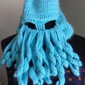 Crochet Face Warmer Toboggan